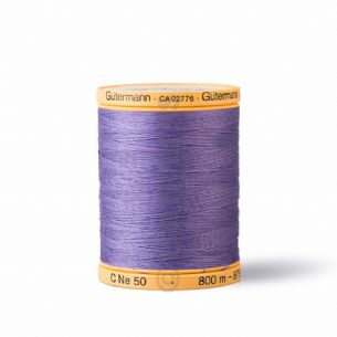 2T800C Natural Cotton Thread: 800m - Choice of Shade
